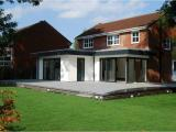The completed project which won an Award at South Yorkshire & Humber Building Excellence Awards in 2013
